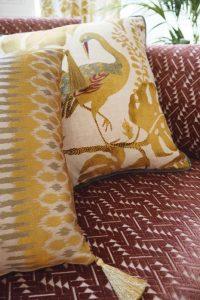 tissu d'ameublement et rideau sur Alès